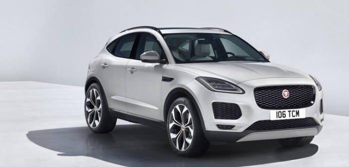 [KCC오토모빌] 재규어, 소형 SUV 'E-PACE' 사전계약…가격 5530만원부터