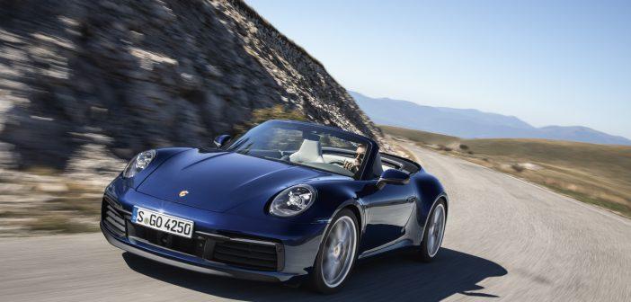 포르쉐, 신형 911 카브리올레 (the new 911 Cabriolet) 공개