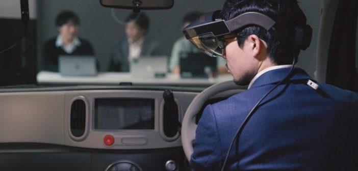 닛산, CES에서 'INVISIBLE-TO-VISIBLE'기술 발표