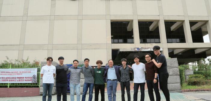 프로젝트 서울교통공사 열차정보관리 시스템 팀