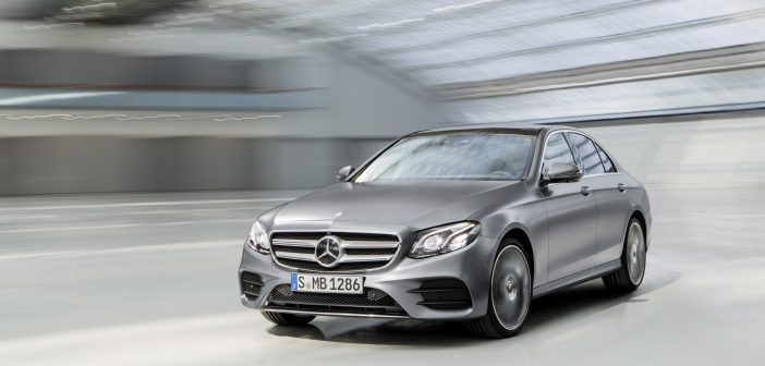 메르세데스-벤츠 인기 모델 2종,  E-클래스 및 GLC 자동차보험 차량모델등급 상승