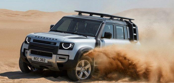 [KCC오토모빌] 랜드로버 올 뉴 디펜더, '2021 올해의 세계 자동차 디자인' 수상